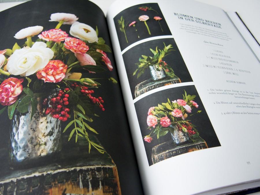 Das Buch Ingrids Vintage Flowers von Ingrid Carozzi in der Rezension