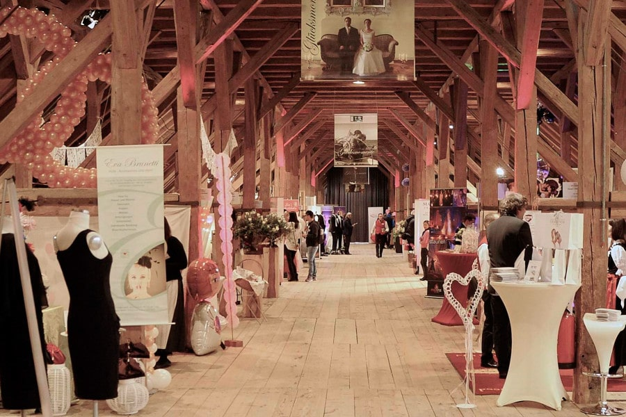 Die Hochzeitsmesse Fürstenfeldbruck bei München