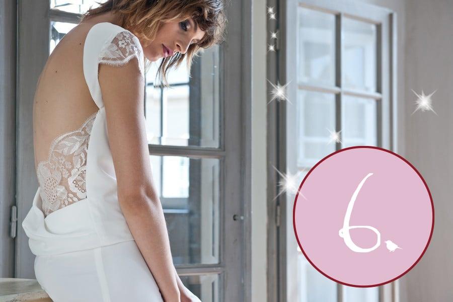 Eure Chance: 10 Prozent Rabatt auf die aktuelle Brautkleid-Kollektion von therese & luise
