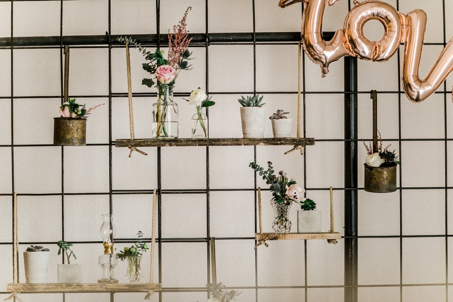 Eindrücke vom Besuch der Hochzeitsmesse Vintage Wedding in München
