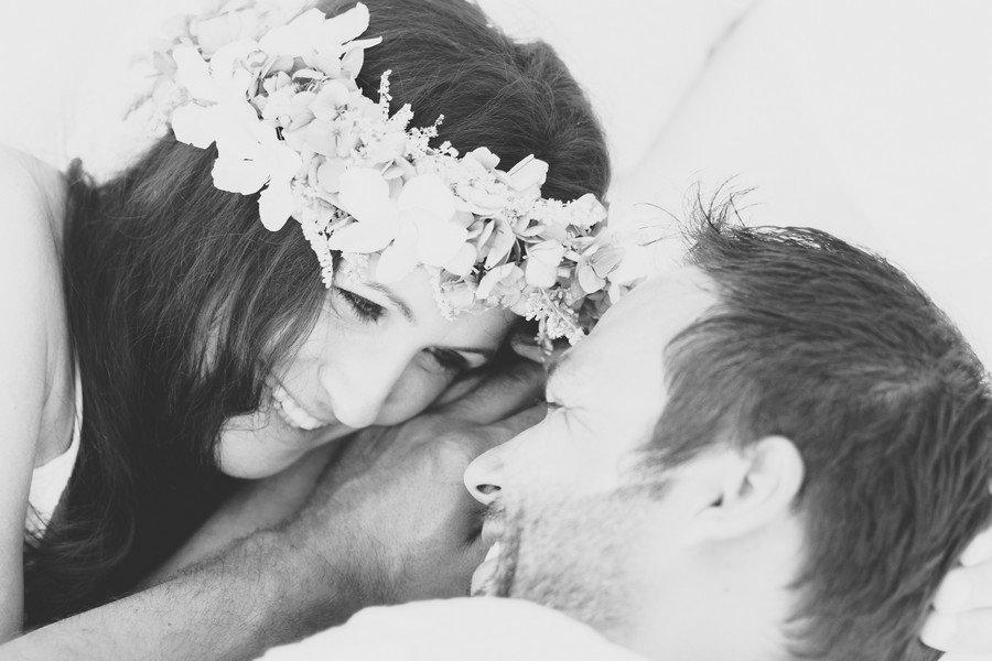 Engagement-Shooting am Gardasee mit Ideen für eine Hochzeitsdeko mit Zitronen