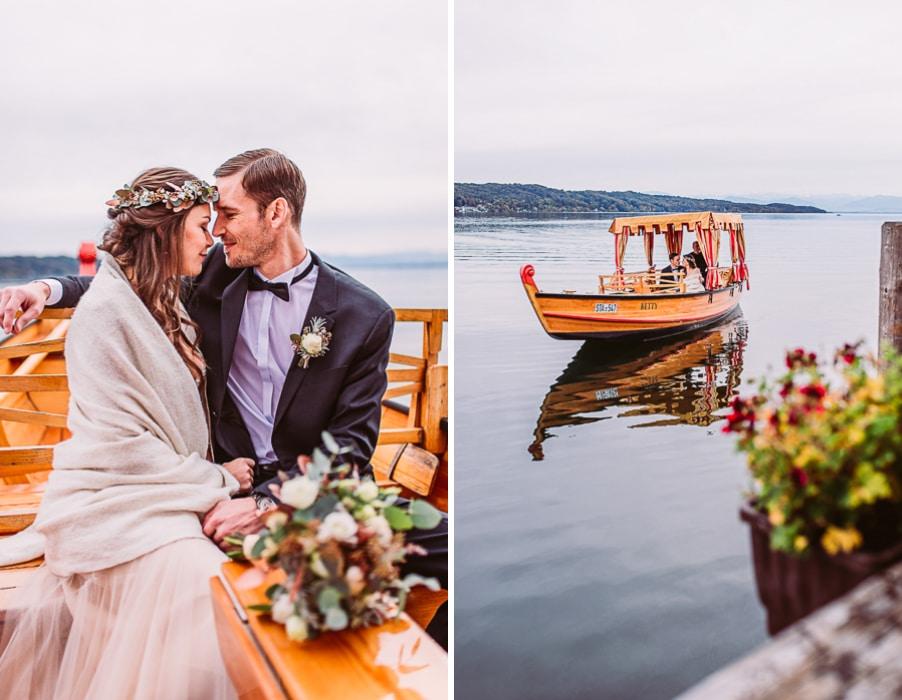 Zauberhafte Inspirationen für eine natürliche Boho-Hochzeit mit Kupfer