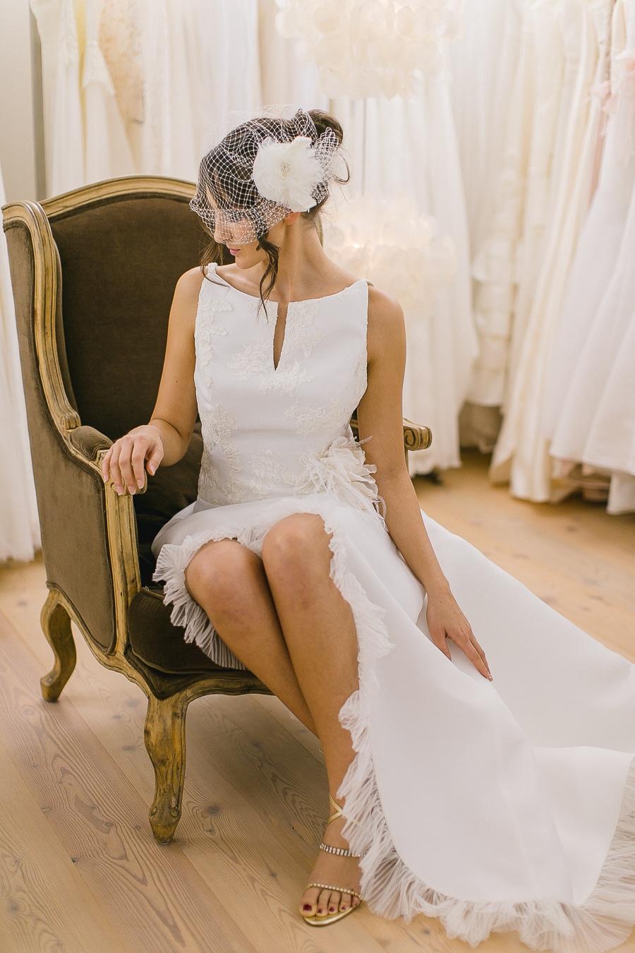Tipps zum Brautkleidkauf - hinsetzen