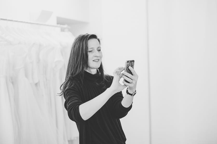 Tipps zum Brautkleidkauf - Fotos machen
