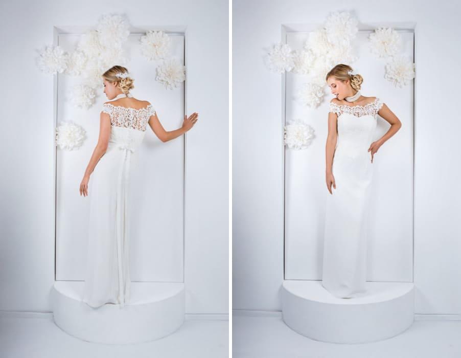 Individuelle Brautkleider aus München von La Robe Marie