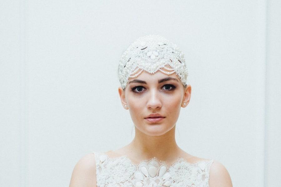 Couture für den Kopf: Haarschmuck von Niely Hötsch aus Wien