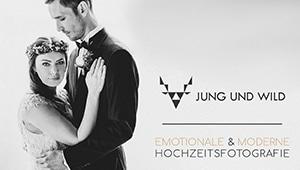 Jung und Wild design Hochzeitsfotografie und Film aus München