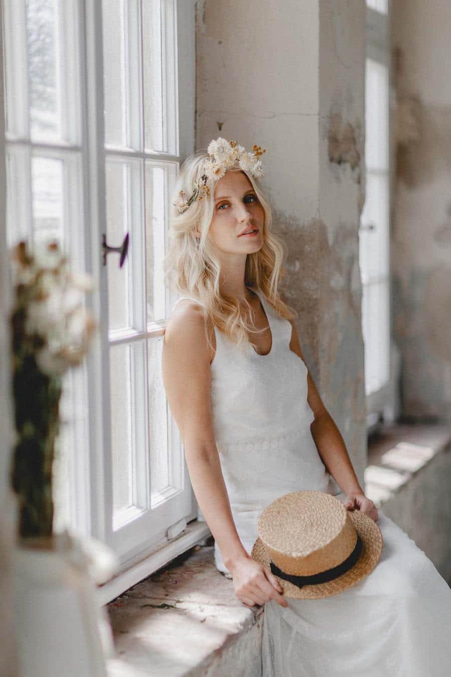 Boho-Brautkleid von Soeur Coeur aus der Kollektion 2018