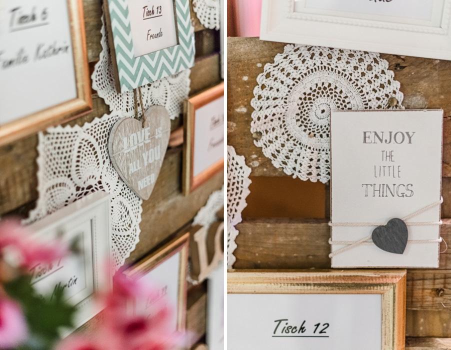 DIY-Hochzeit: Deko-Ideen und zauberhafte Details