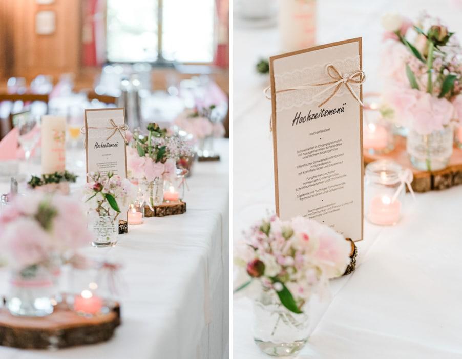Vintage Verliebte Diy Hochzeit Im Bayerischen Wirtshaus