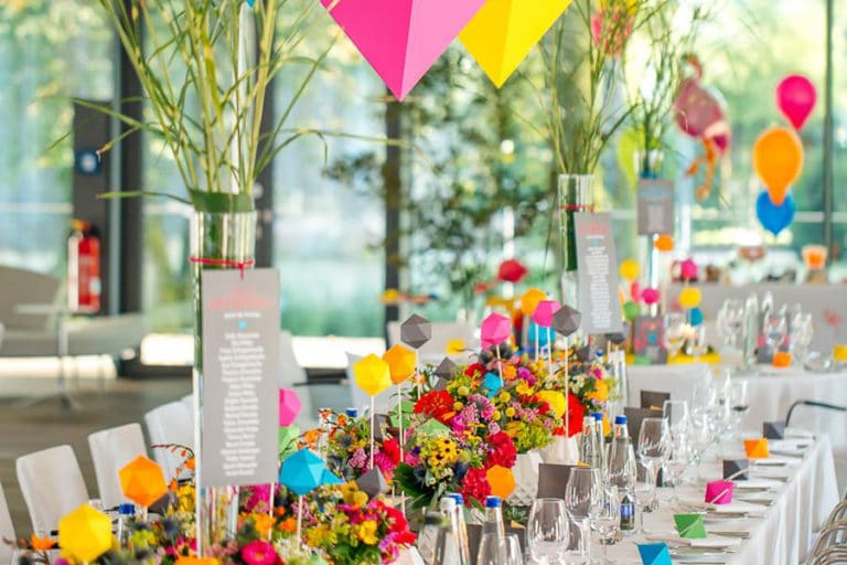 Tischdeko Fur Die Hochzeit Fotos Inspirationen Ideen