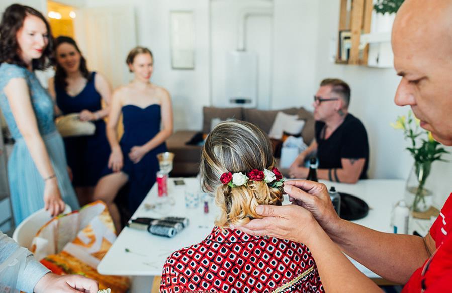 Location-Tipp: Trauung und Hochzeit an der alten Galopprennbahn in WIen