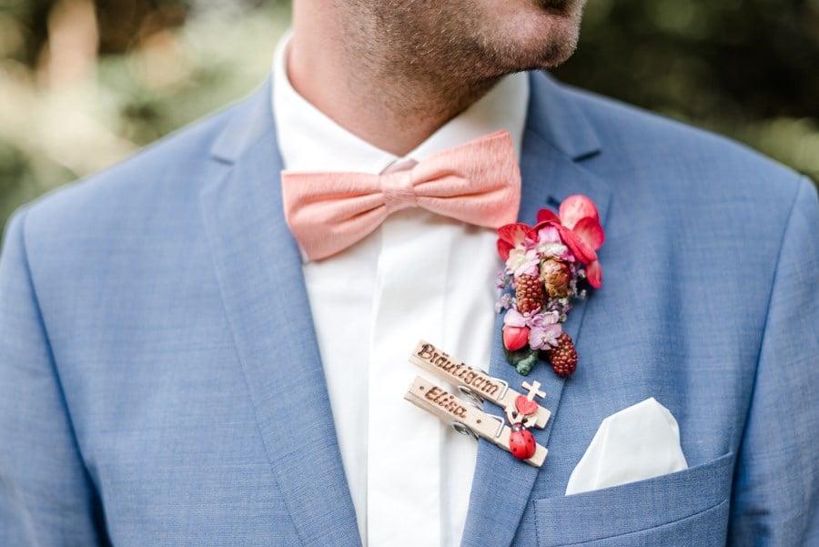 Der Hochzeitsablauf mal anders: süße DIY-Bergwiesen-Feier