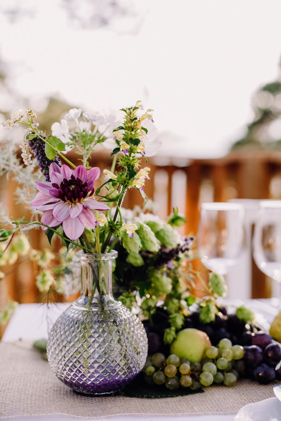 Inspiration für eine Vintage-Hochzeit