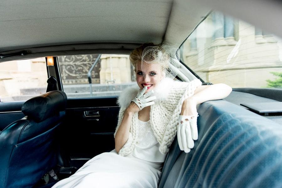 Strickjacken für die moderne Braut