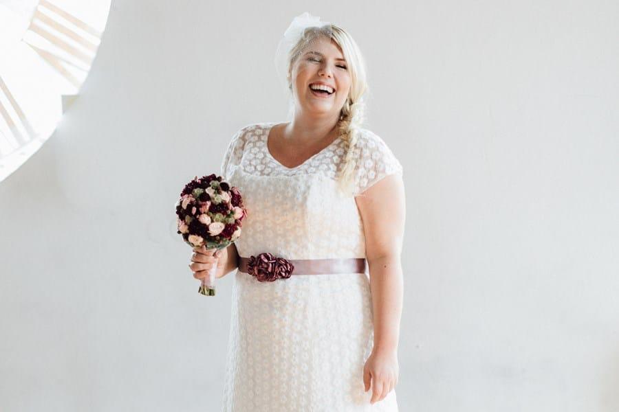 Brautkleider in großen Größen – sexy in 48 bis 52
