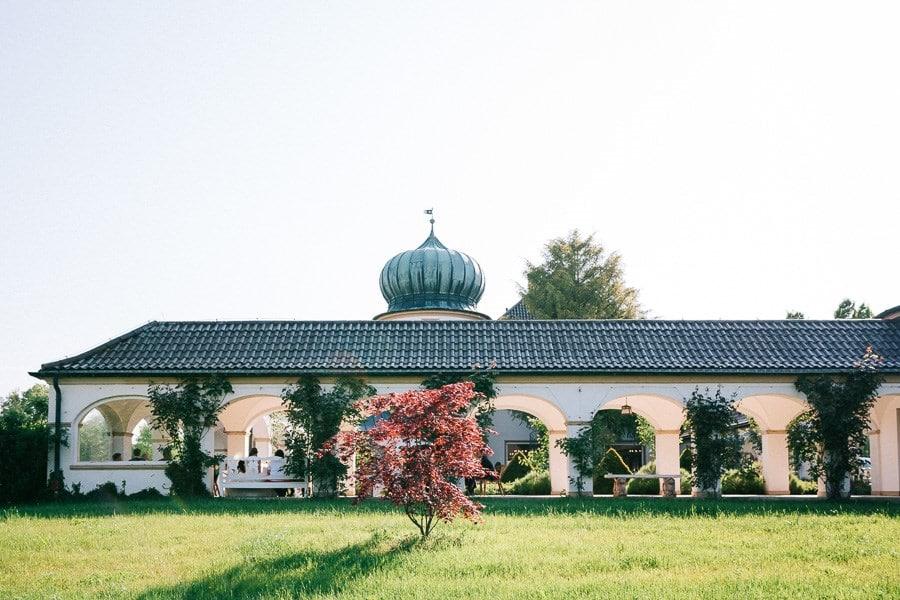 Hochzeit in Schloss Höhenried am Starnberger See