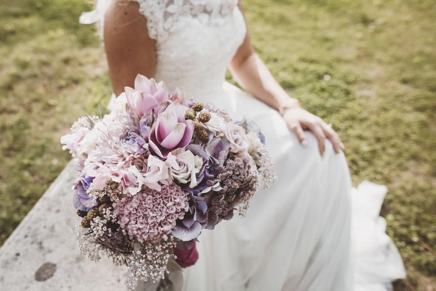 Inspirationen Fur Brautstrausse Von Naturlich Bis Boho