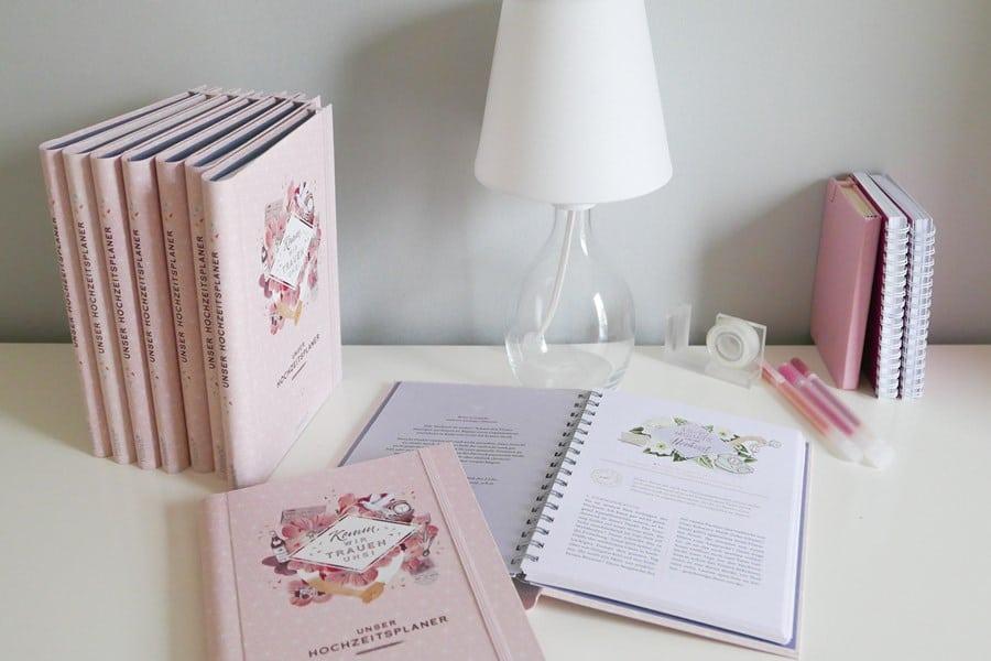 """Mein Buch für euch: """"Komm, wir trauen uns! Unser Hochzeitsplaner"""""""