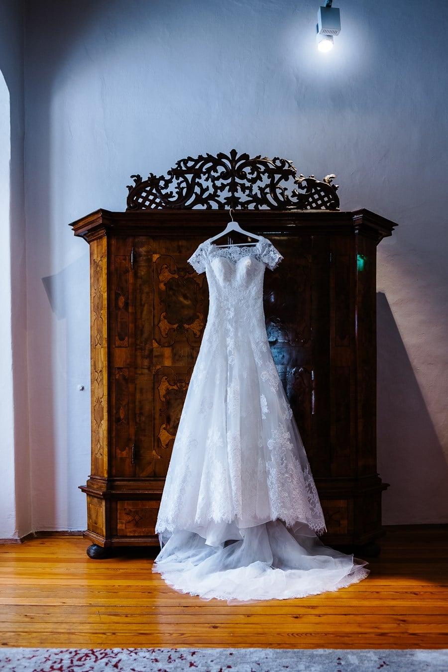 Pantone Farbe 2018 Ultra Violet: Inspirationen für eine glamouröse Hochzeit auf Schloss Walpersdorf