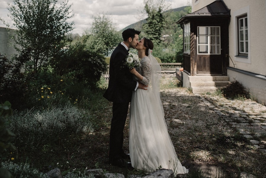 Zwischen Tradition und Moderne: Hochzeit auf der Egerner Alm