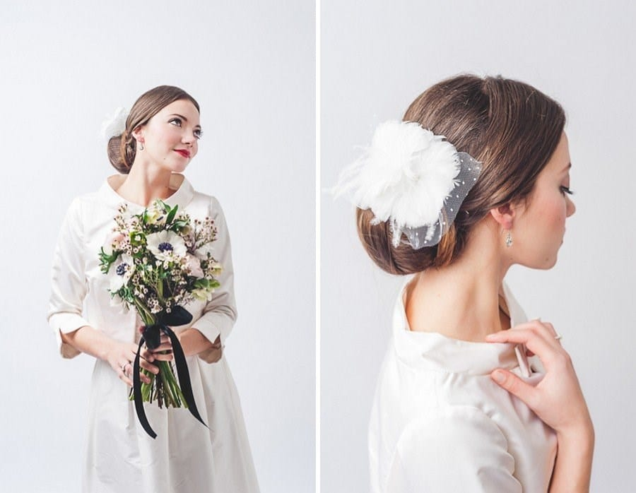 Styling Ideen Fur Deine Brautfrisur Von Boho Uber Undone Bis Dutt