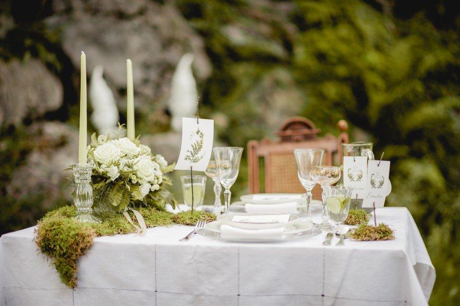 Ideen Fur Die Tischdeko Eurer Hochzeit