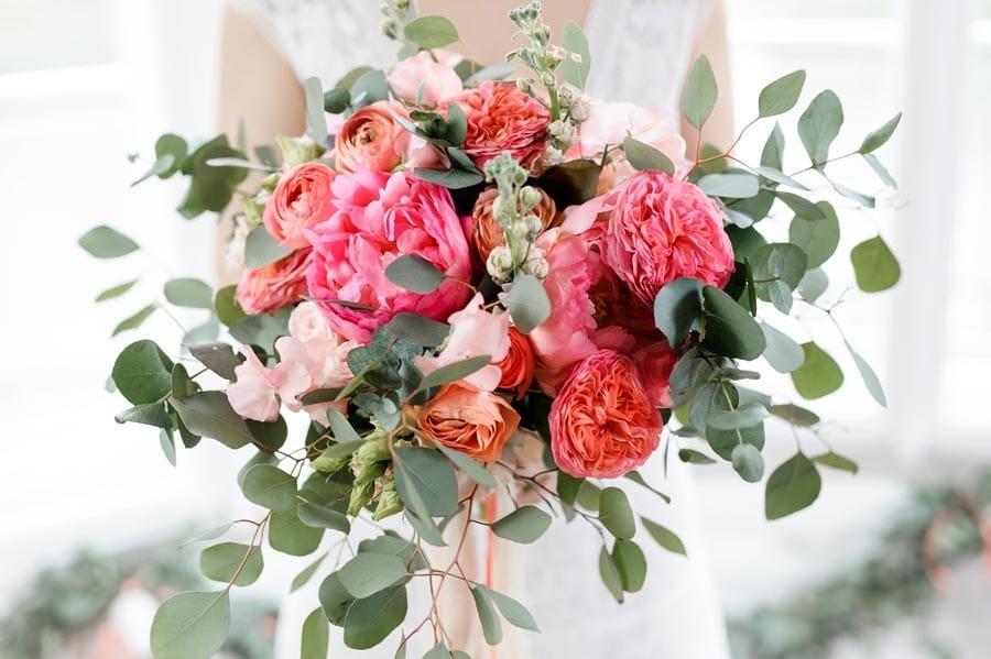 Die schönsten Inspirationen für Brautsträuße