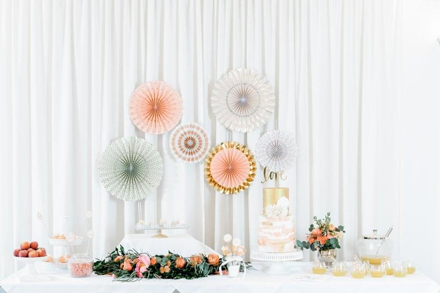 Ideen zur Gestaltung eures Sweet Table (der modernen Kuchentafel)