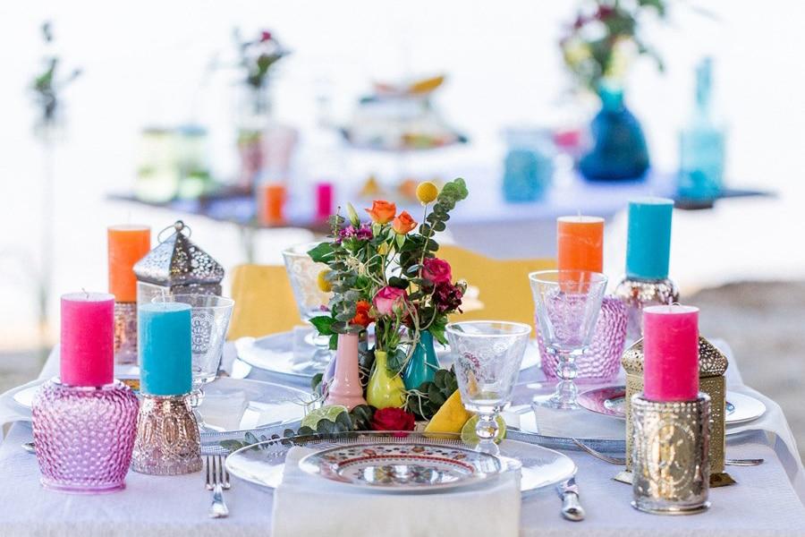 Inspirationen für die Tischdeko eurer Hochzeit