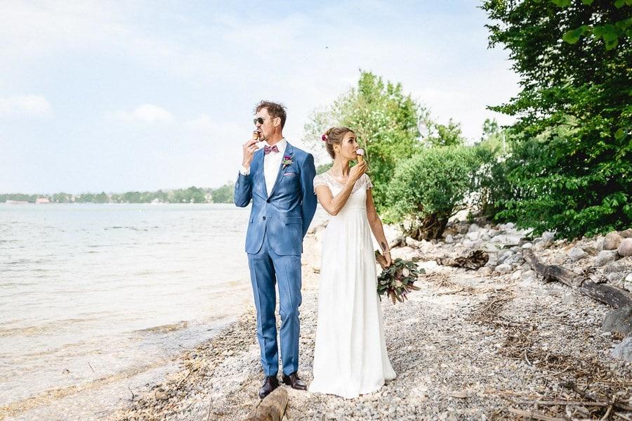 Hochzeit auf dem Pitzlloch-Hof im bayerischen Boho-Stil
