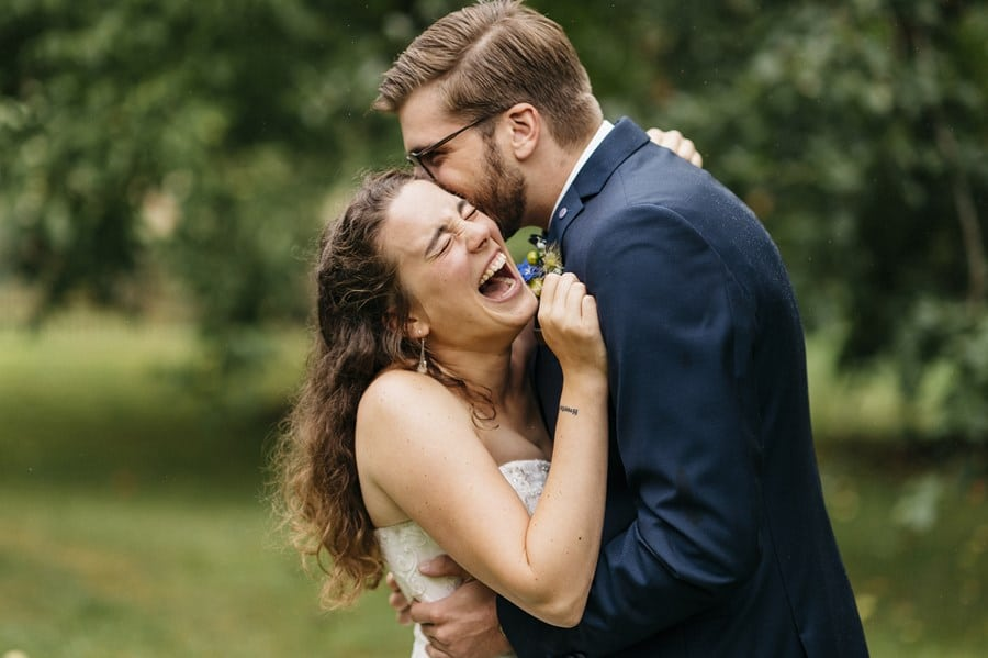 Eine DIY-Hochzeit in den Worten von Braut und Fotografin