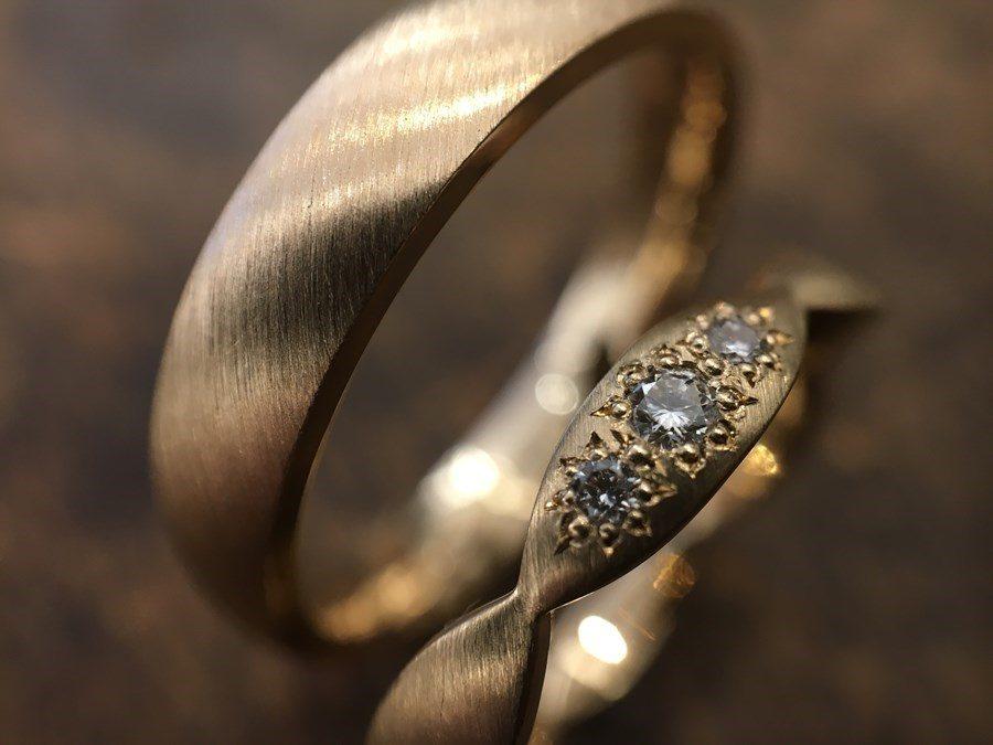 Wie ihr das perfekte Design für euren Ehering findet