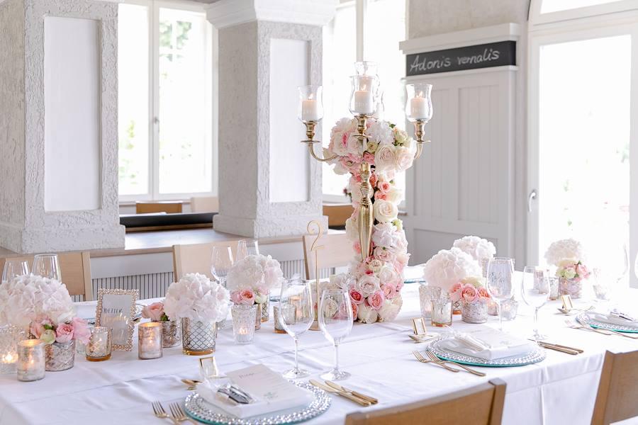 Ideen für eine romantische Hochzeit im Botanischen Garten München