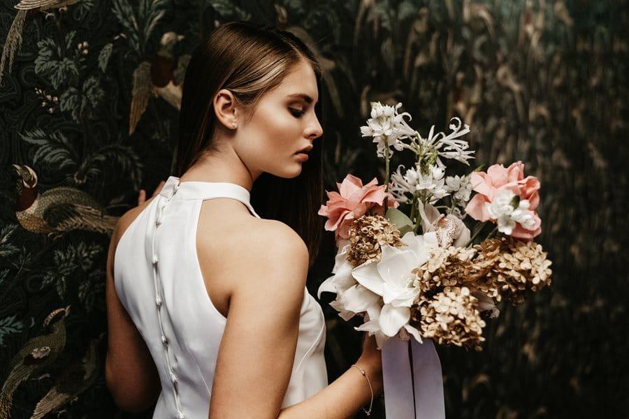Moderne Retro-Brautkleider aus München
