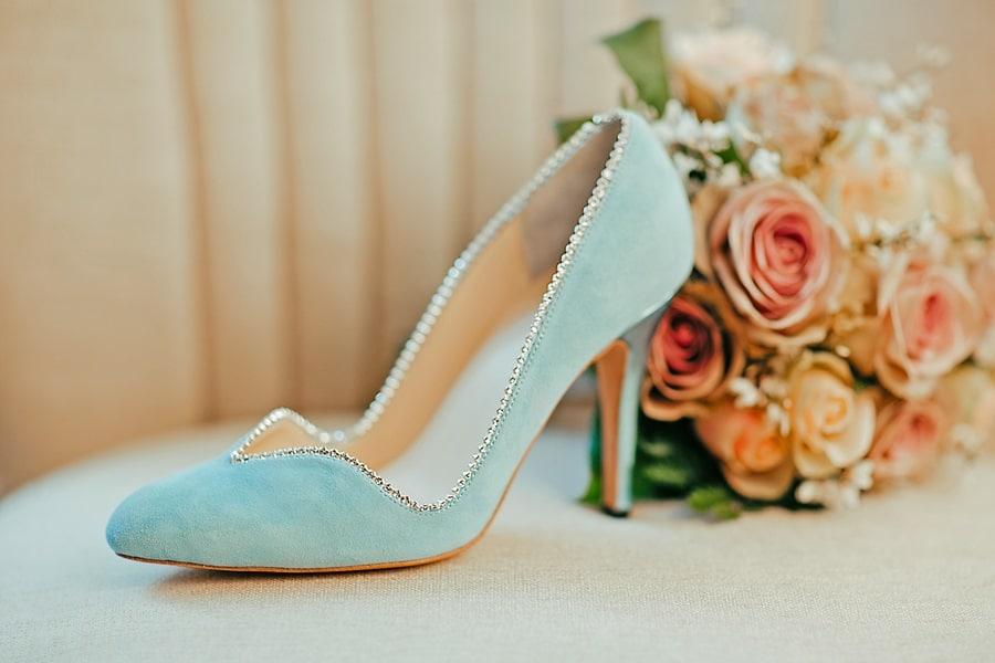 Tipps für bequeme Brautschuhe