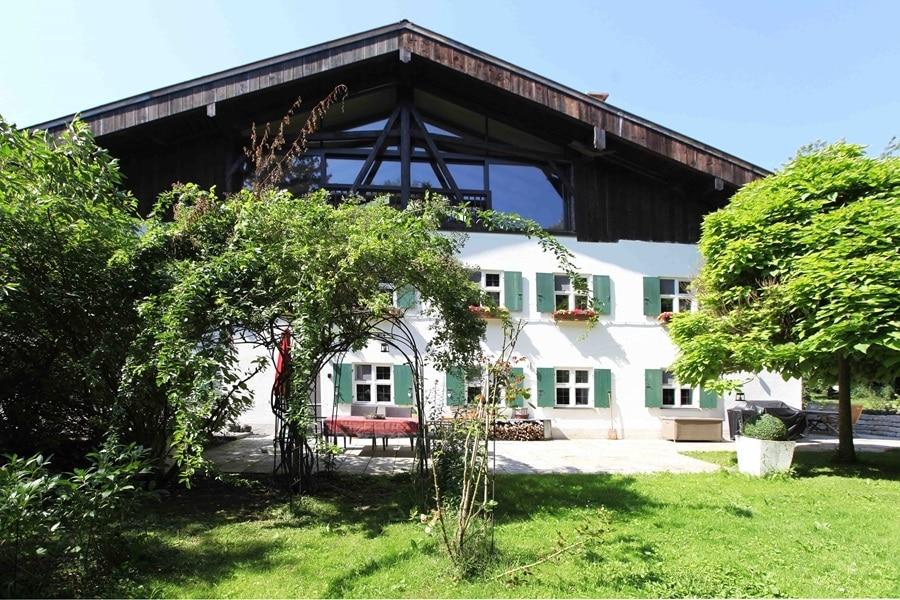 Zimmer für eure Hochzeit am Ammersee: Der Stohrerhof