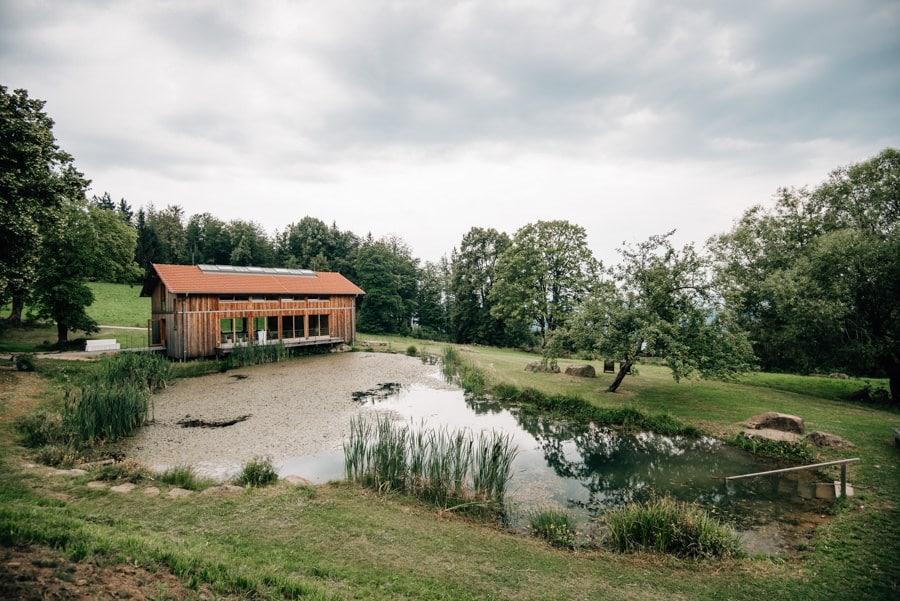 Bodenmais – standesamtlich heiraten auf der Gutsalm Harlachberg