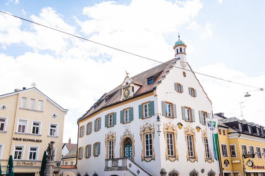 Fürstenfeldbruck: Schönes Standesamt im historischen Rathaus