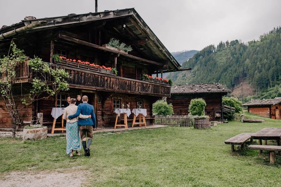 Zillertal: standesamtlich heiraten im urigen Regionalmuseum