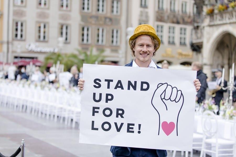 #StandUpForLove: Die Hochzeitsbranche und Corona