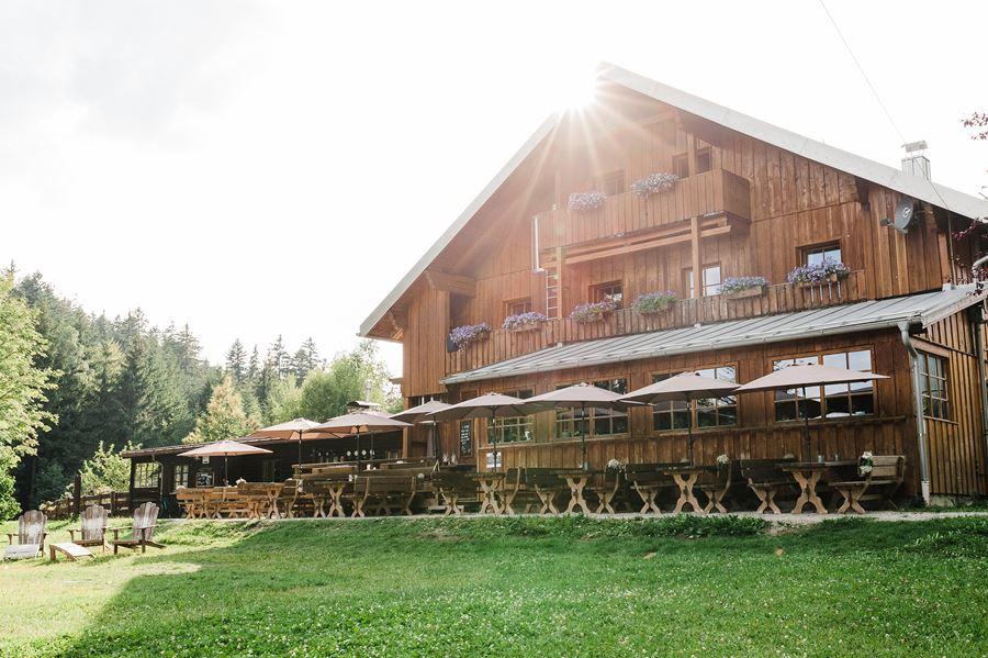 Hochzeitslocations rund um den Tegernsee und Schliersee (Lkr. Miesbach)