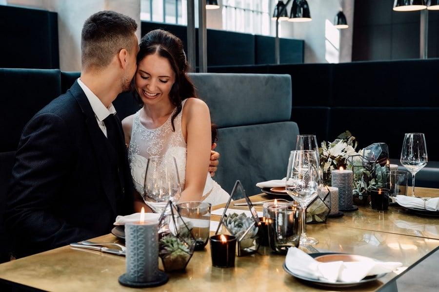 Hochzeit in einer Industriehalle: Das Ofenhaus in Augsburg