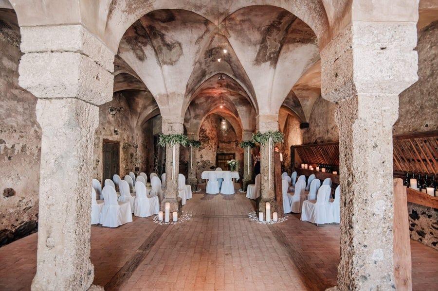 Leogang (Salzburg): Standesamtlich heiraten in einem historischen Stall