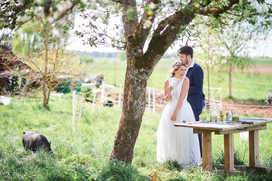 Green Wedding: Vorteil einer nachhaltigen Hochzeit